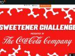 コカ・コーラ甘味料チャレンジのサイト