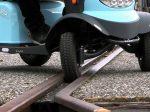電動車いす事故