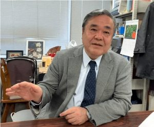 日本消費者政策学会樋口一清会長