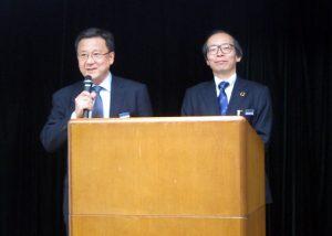 ACAPの村井新理事長