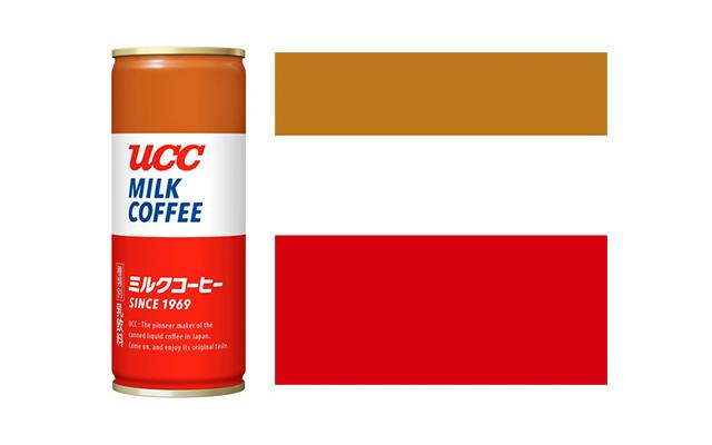 UCCミルクコーヒー