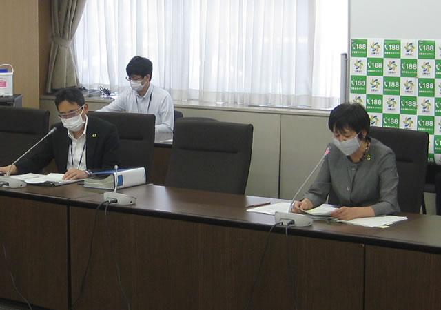 消費者庁伊藤明子長官記者会見