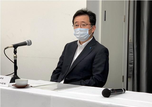 アルミ缶リサイクル協会田代泰理事長