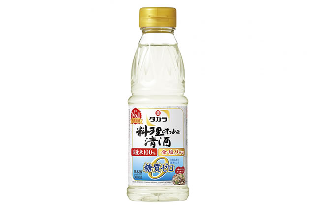 タカラ料理のための清酒<糖質ゼロ>300ミリリットル