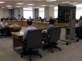 防水スプレー吸引事故の安全対策を検討する東京都協議会