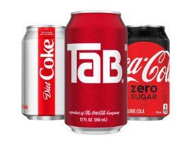 コカ・コーラ社のTaB