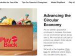 リサイクルプログラム「マテル・プレイバック」